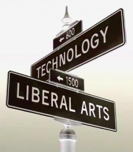 TechnologyLiberalSign